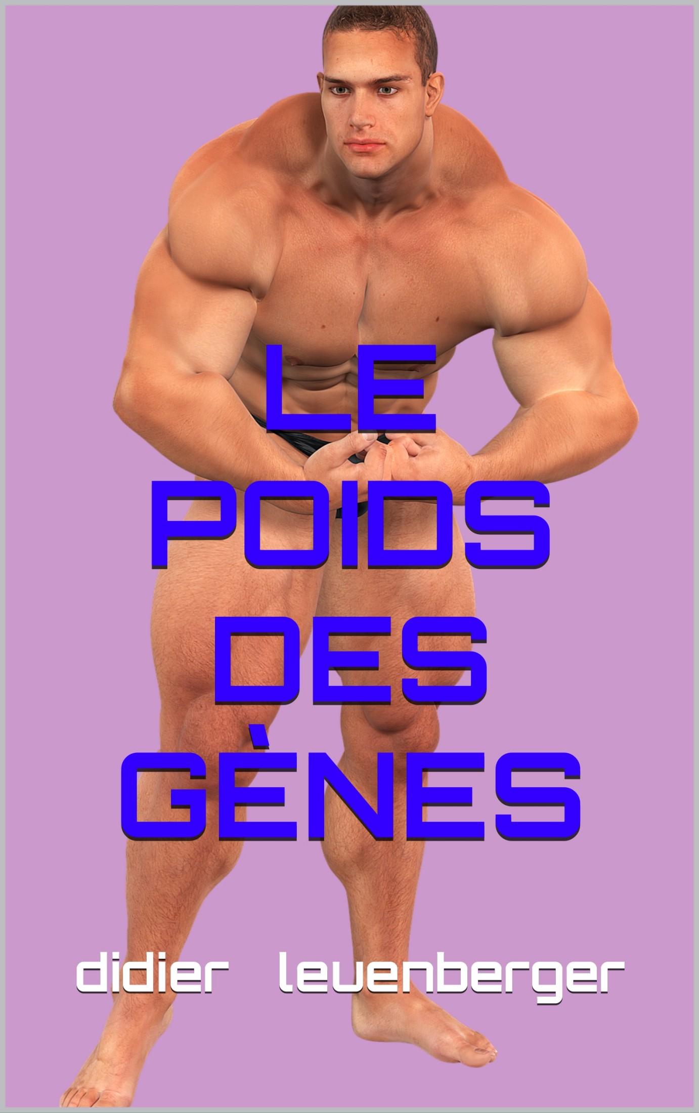 Poids des Genes Le - Didier Leuenberger.jpg