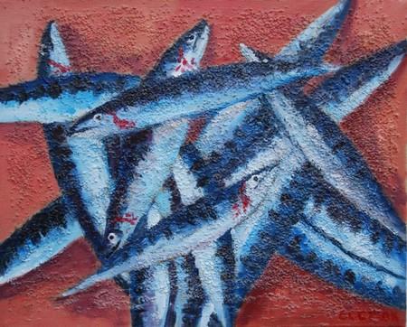 15 sardines  - HENDAYE B OLCZAK.JPG