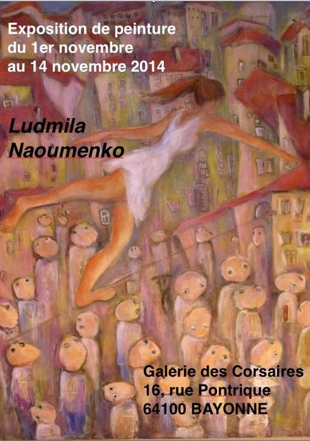 Affiche Ludmila Galerie des Corsaires.jpg