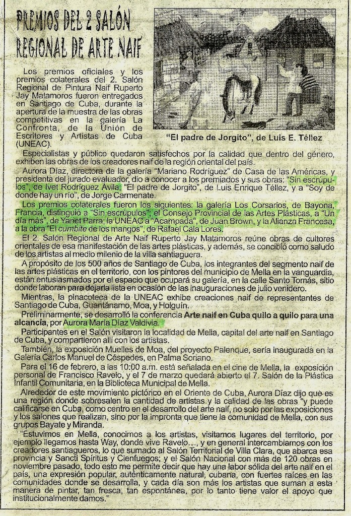 ARTICLE PRESSE CUBAINE.jpg