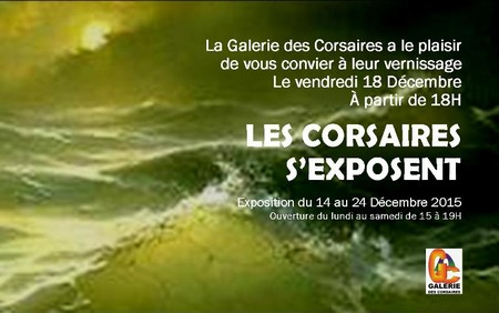 INVITATION  EXPO LES CORSAIRES S'EXPOSENT.jpg