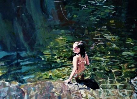 En el agua 70x50.jpeg