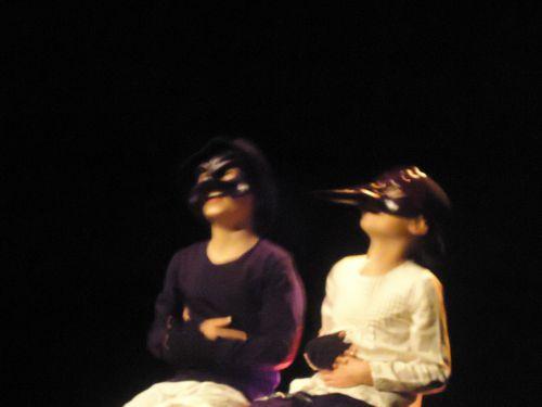 L'atelier théâtre enfants