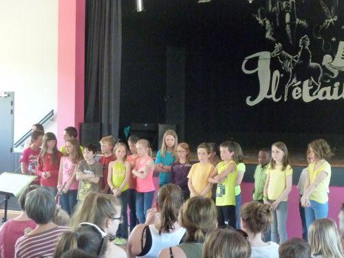 Y'a d'la voix - festival de chant choral - 2014