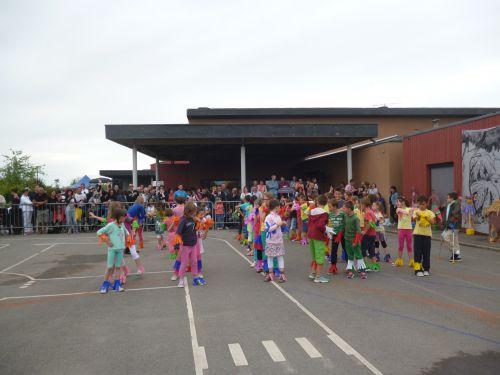 fête de l'école 2014