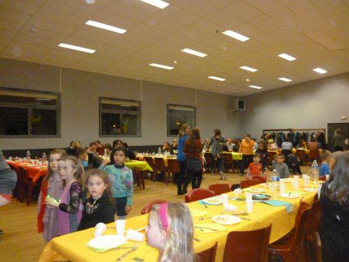 Le repas de l'APE du 14/03/2015