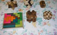 Puzzles & casse-tête en bois gratuit à fabriquer,