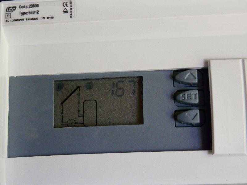 Record de chaleur pour les capteurs solaire comment for Capteur de chaleur