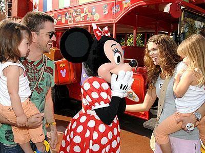 Sortie à Disneyland