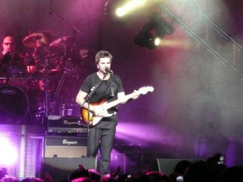 Juanes au Zénith de Paris (juin2008)