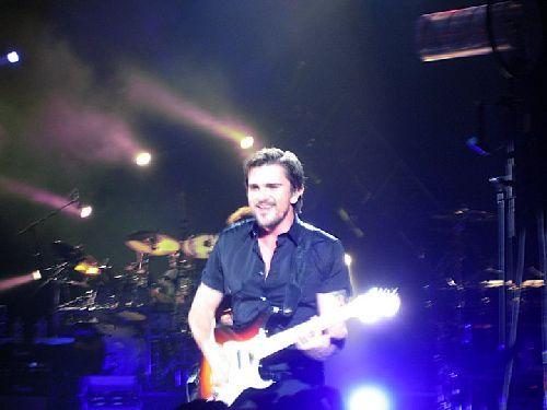 Juanes à Londres (02/05)