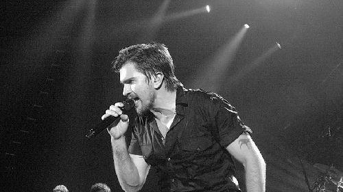 Juanes à Londres (03/05)