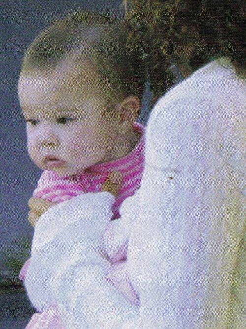 Paloma bébé