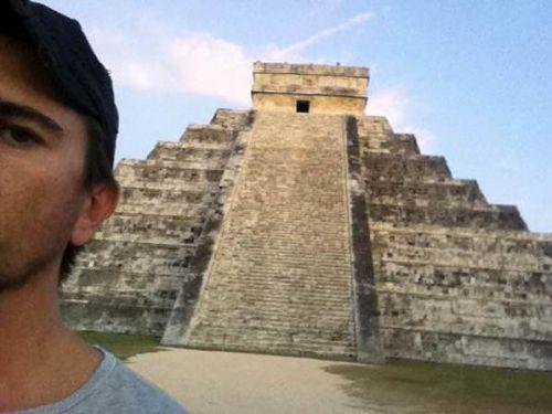Juanes en visite au Mexique