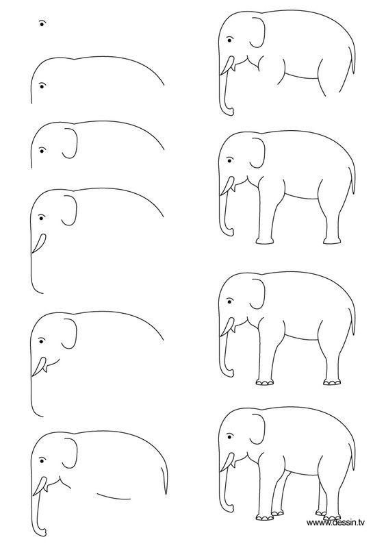 Berühmt Apprendre à dessiner - L'AIR DU TEMPS ZU05