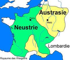 austrasie neustrie