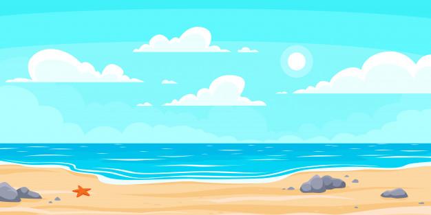cartoon-summer-beach-paradise-nature-vacation-ocean-sea-seashore-seaside-landscape-background-illustration_102902-1385