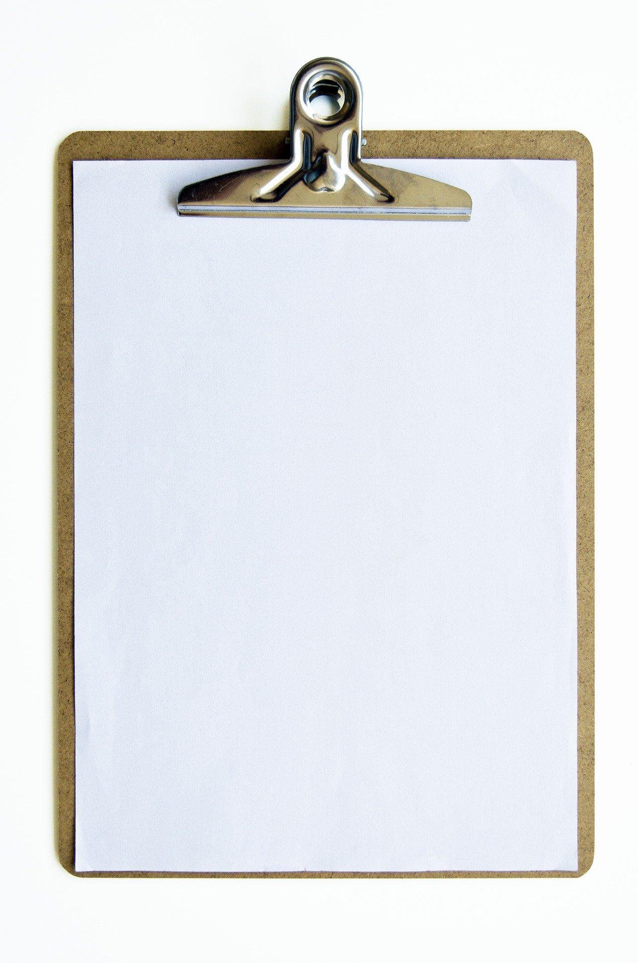 clipboard-2693417_1920