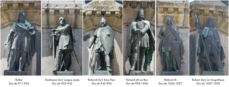 les-ducs-de-normandie