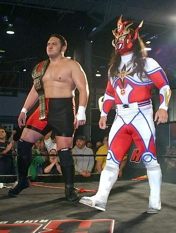 Samoa Joe photos n°2 !
