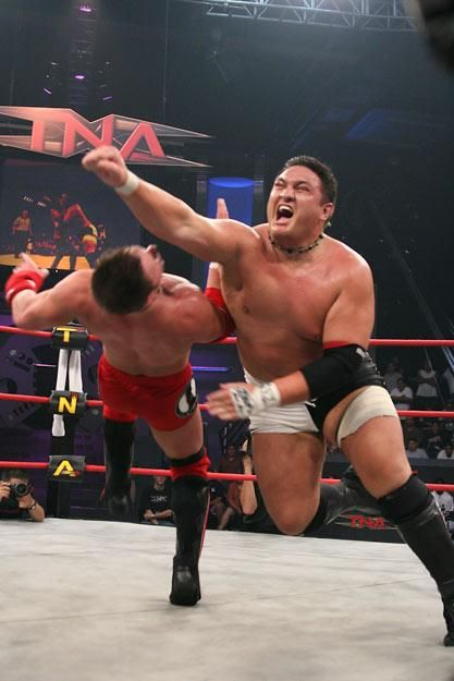 Samoa Joe photos n°4!