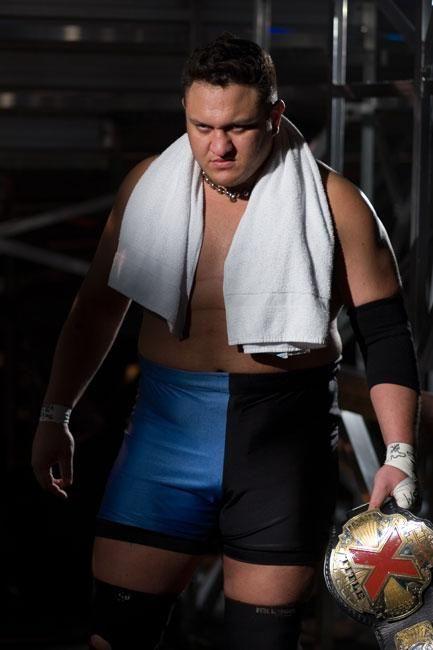 Samoa Joe photos n°5!
