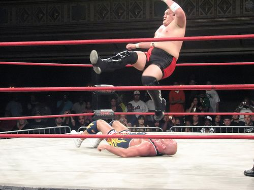 TNA impact show