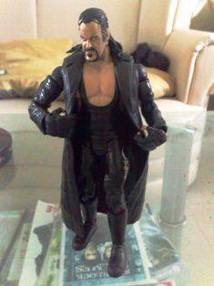 figurine de the undertaker