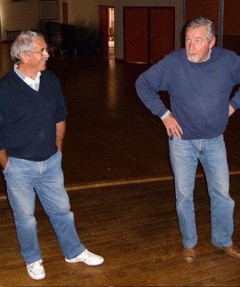 Guy et Gérard