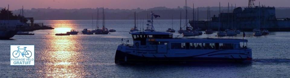 Vedettes Transrades Lorient - Batobus Lorient