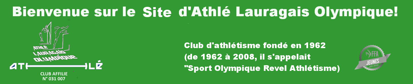 Athlé Lauragais Olympique