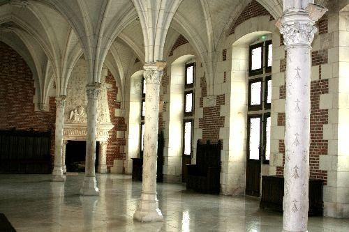 Appartement royal où vécu l'émir Abdelkader durant sa captivité à Amboise