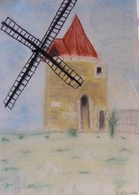44 - Le moulin de Fontvieille