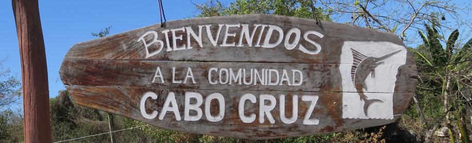 CUBA 93 Cabocruz BIENVENIDOS.JPG