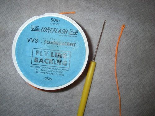 couper , le raccord  BDL soie est réalisé