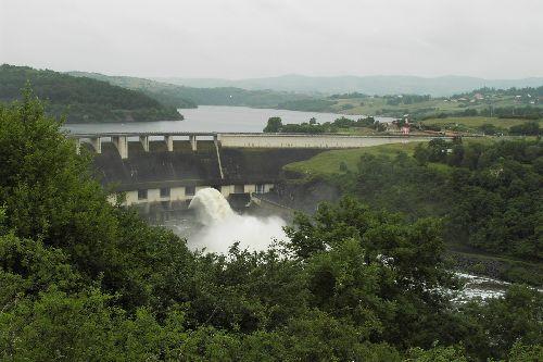barrage de Vilerest