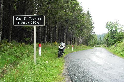 col de Saint Thomas