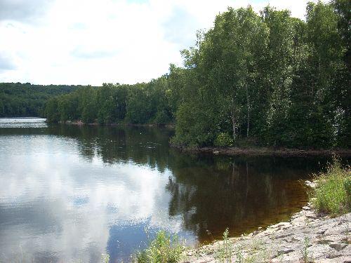 lac de St-Agnan