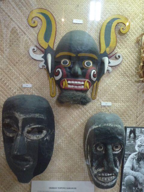 musee ethnologique de Kuching