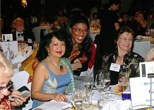 Irene Natividad (Global Summit of Women) Patricia Faraut
