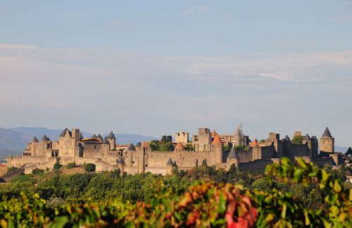 La Cité de Carcassonne (Ph. Laurent Crassous)