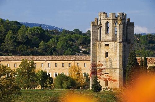 Abbaye de Lagrasse (Ph. Laurent Crassous)
