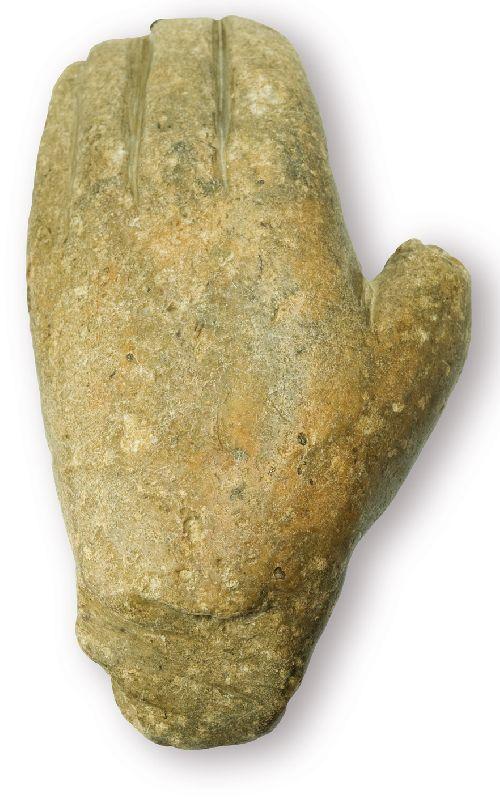 La main de Morenci (Ph. Laurent Crassous)