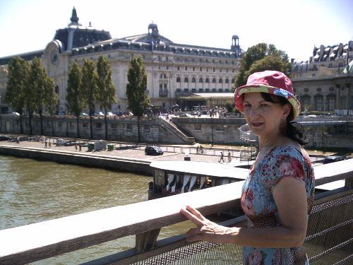 Paris au mois d'août...