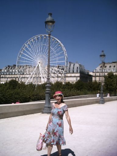 Paris au mois d'août...!