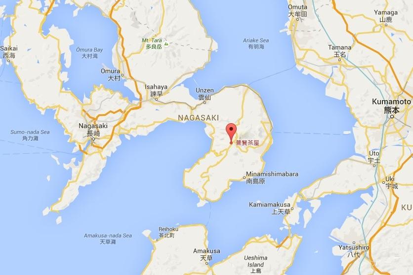 Unzen map.jpg