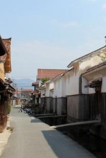 KURAYOSHI  Village préservé.   Japon  le soleil rouge-001.jpg
