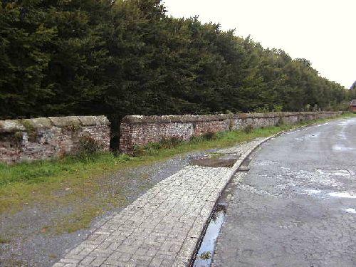 une autre rue de Beloeil sous une journée pluvieuse