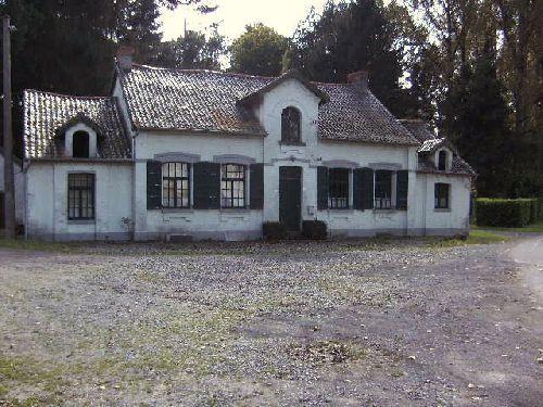 La maison du garde forestier de Beloeil