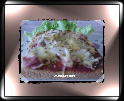 Toasts - Pizzas